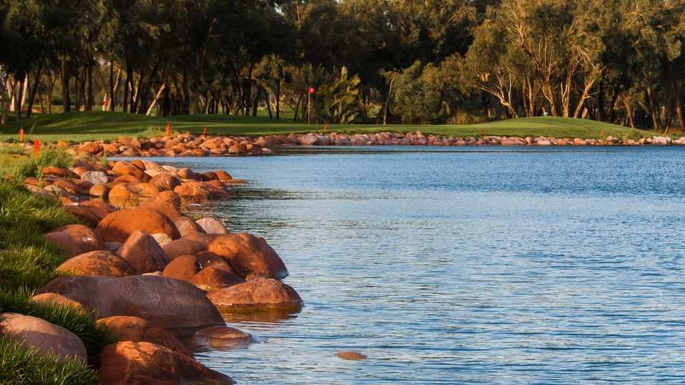 Golf l'Ocean in Agadir is one of the newer courses.