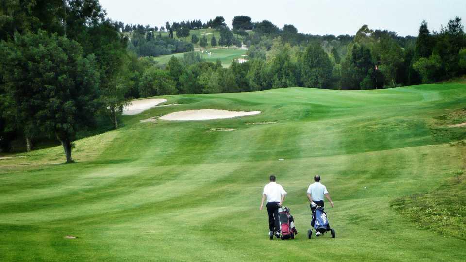 Golf Citrus, La Foret Course, Hammamet.