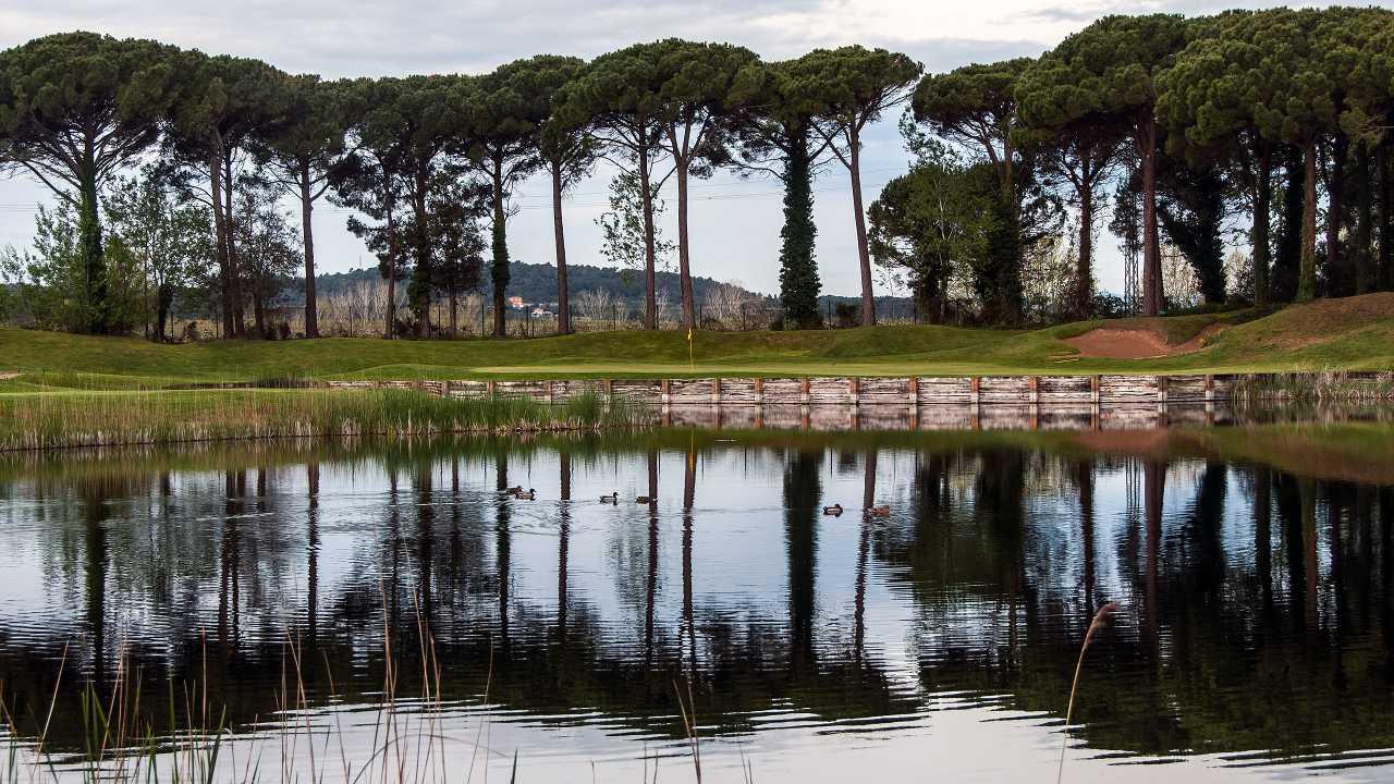 Emporda Golf, Costa Brava, Spain