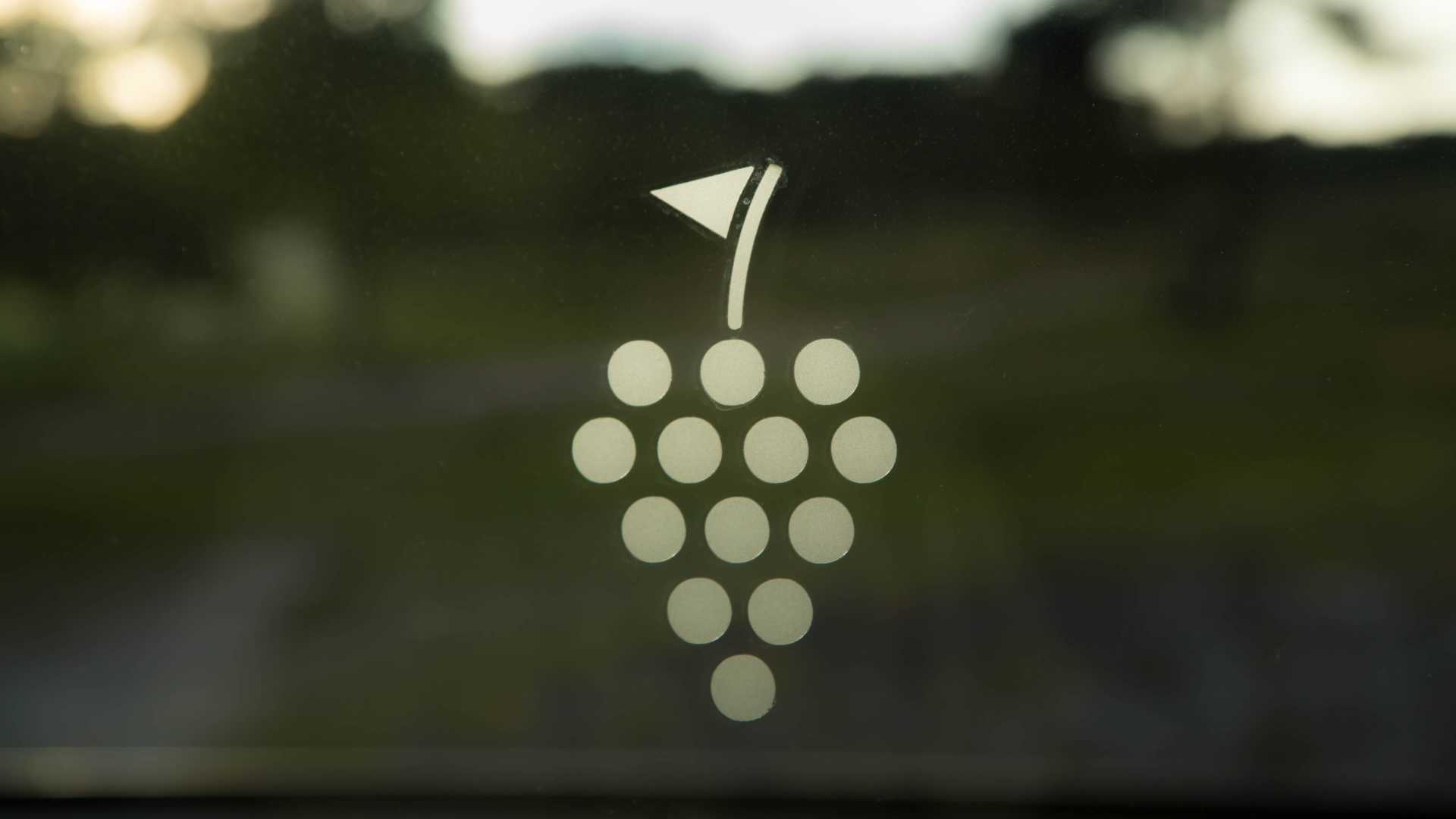 The logo tells you all you need to know - everything here revolves around a wine and golf combo.