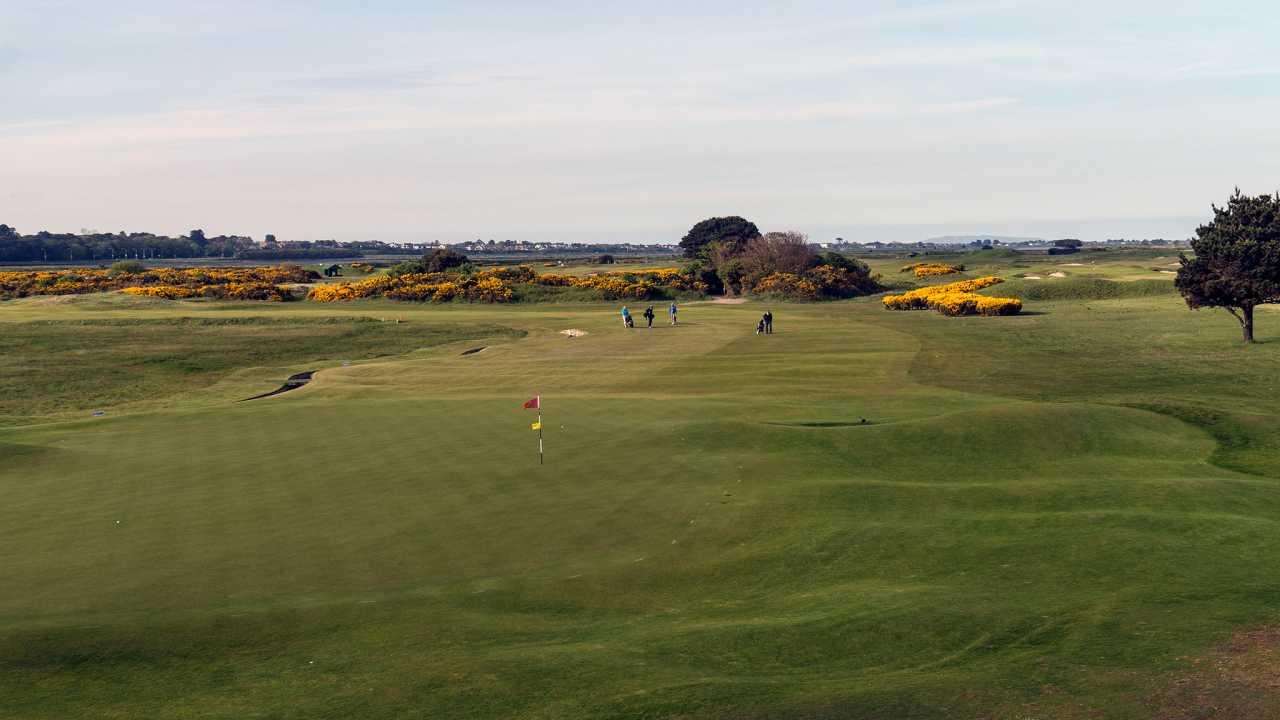 Royal Dublin Golf Club, Dublin, Ireland