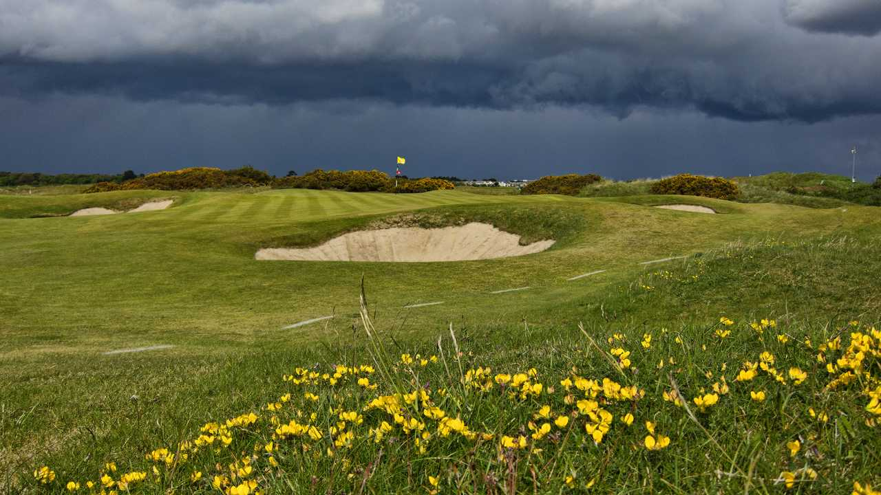 Royal Dublin Golf Club, Dublin, Ireland
