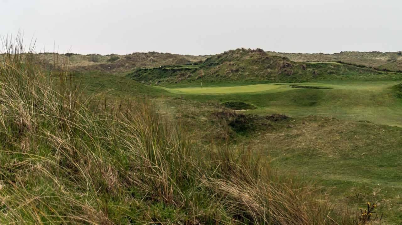 County Louth Golf Club, Baltray, Ireland