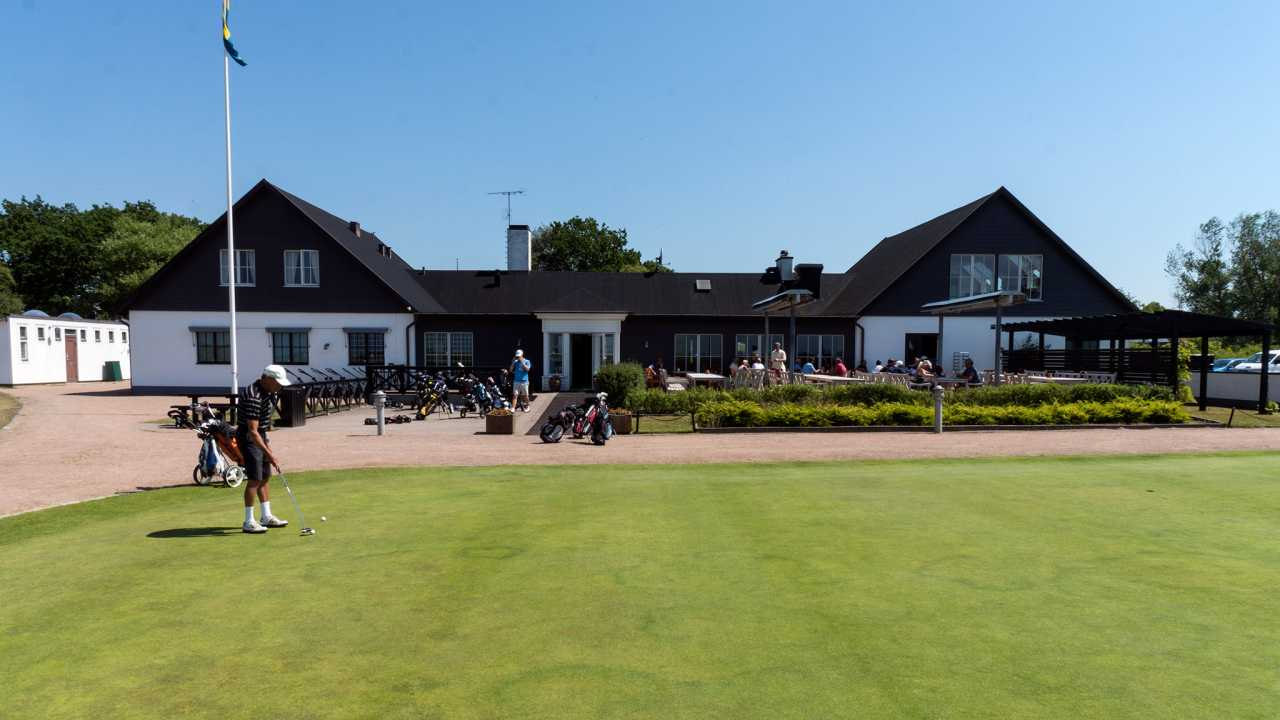 Flommens Golf Club, Sweden