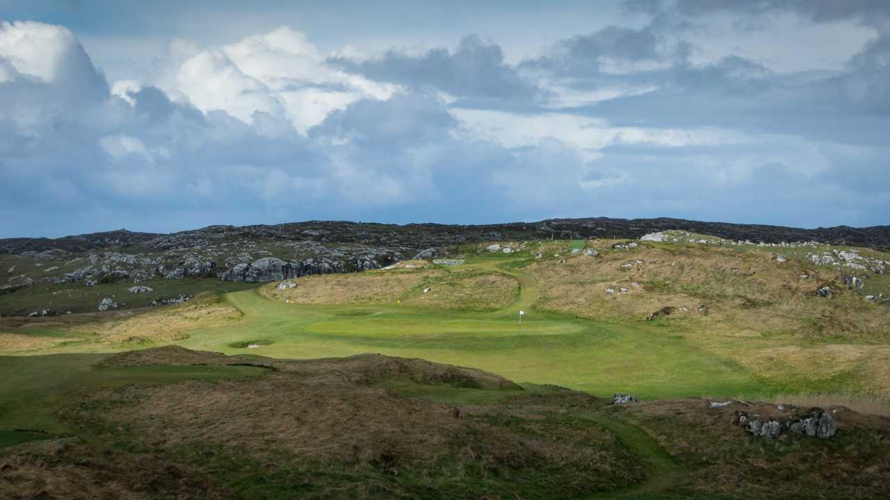 Connemara Championship Links, Ballyconneely, Ireland