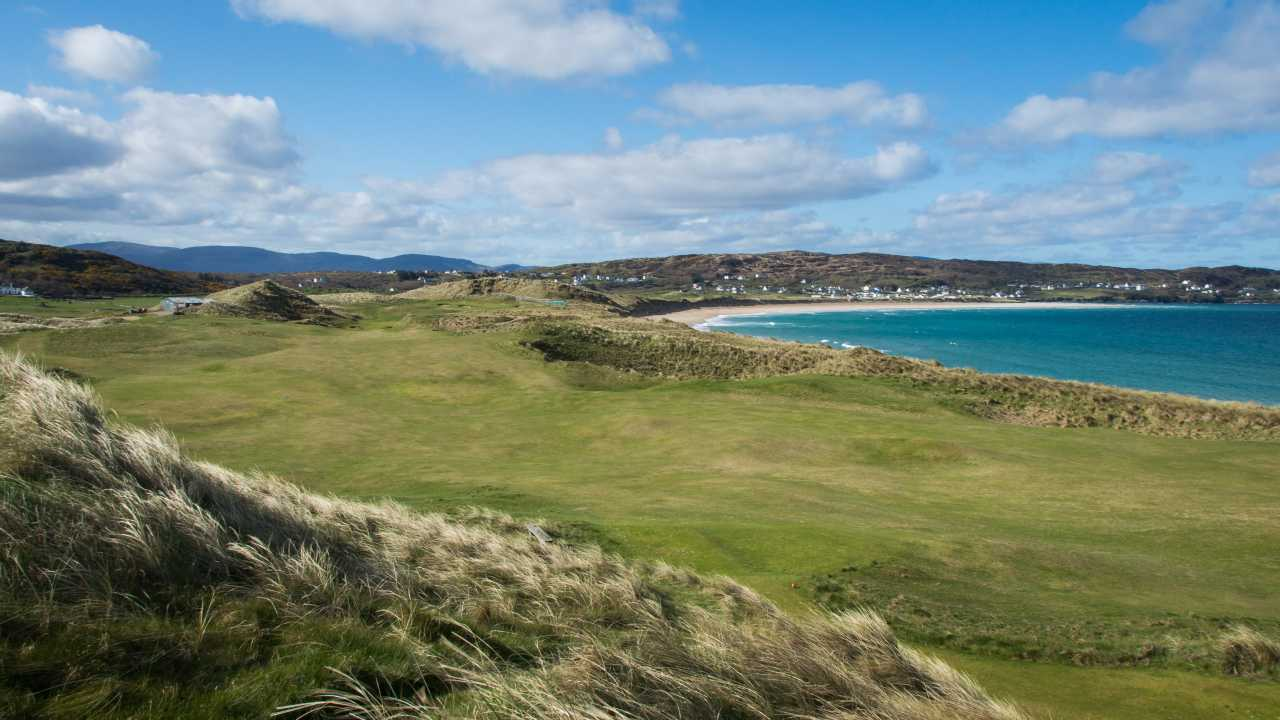 Narin and Portnoo Golf Club, Donegal, Ireland