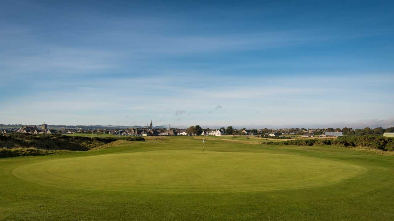 Montrose Golf Links, Scotland