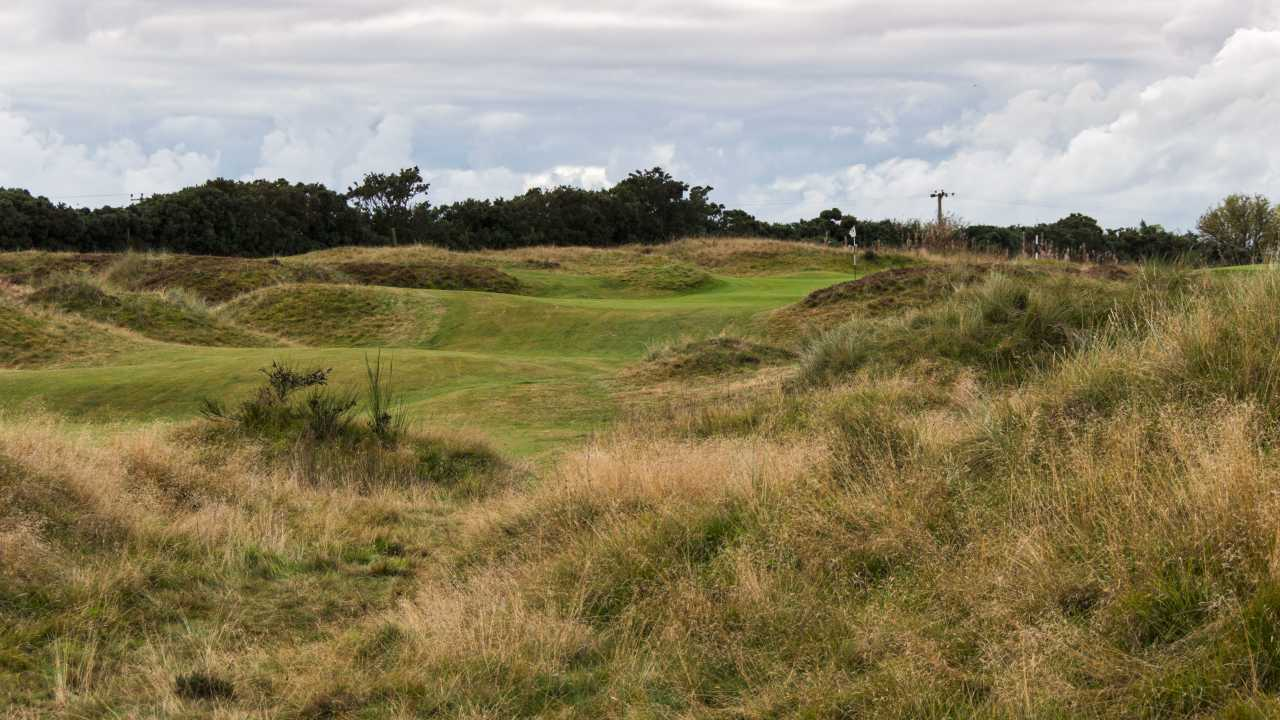 Panmure Golf Club, Barry by Carnoustie, Scotland