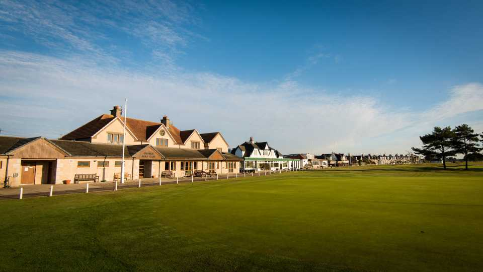No fewer than four golf clubs play at the Monifieth Golf Links.