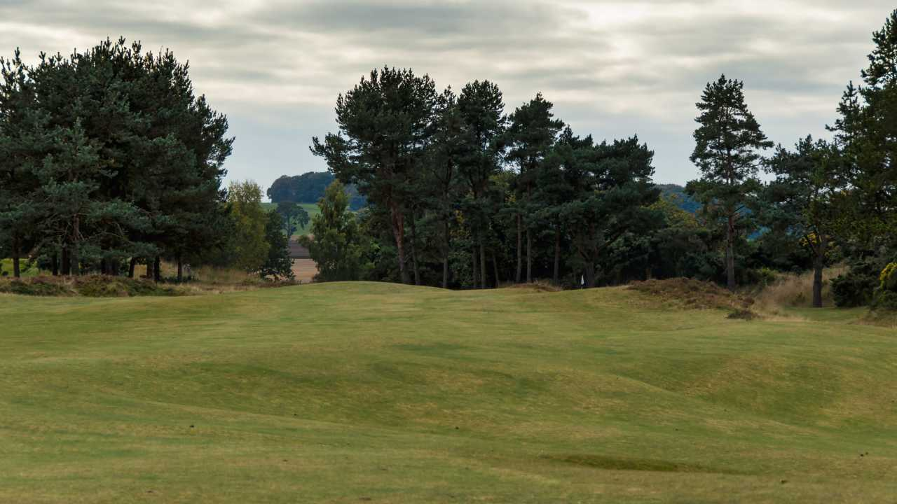 Scotscraig Golf Club, Tayport, Scotland