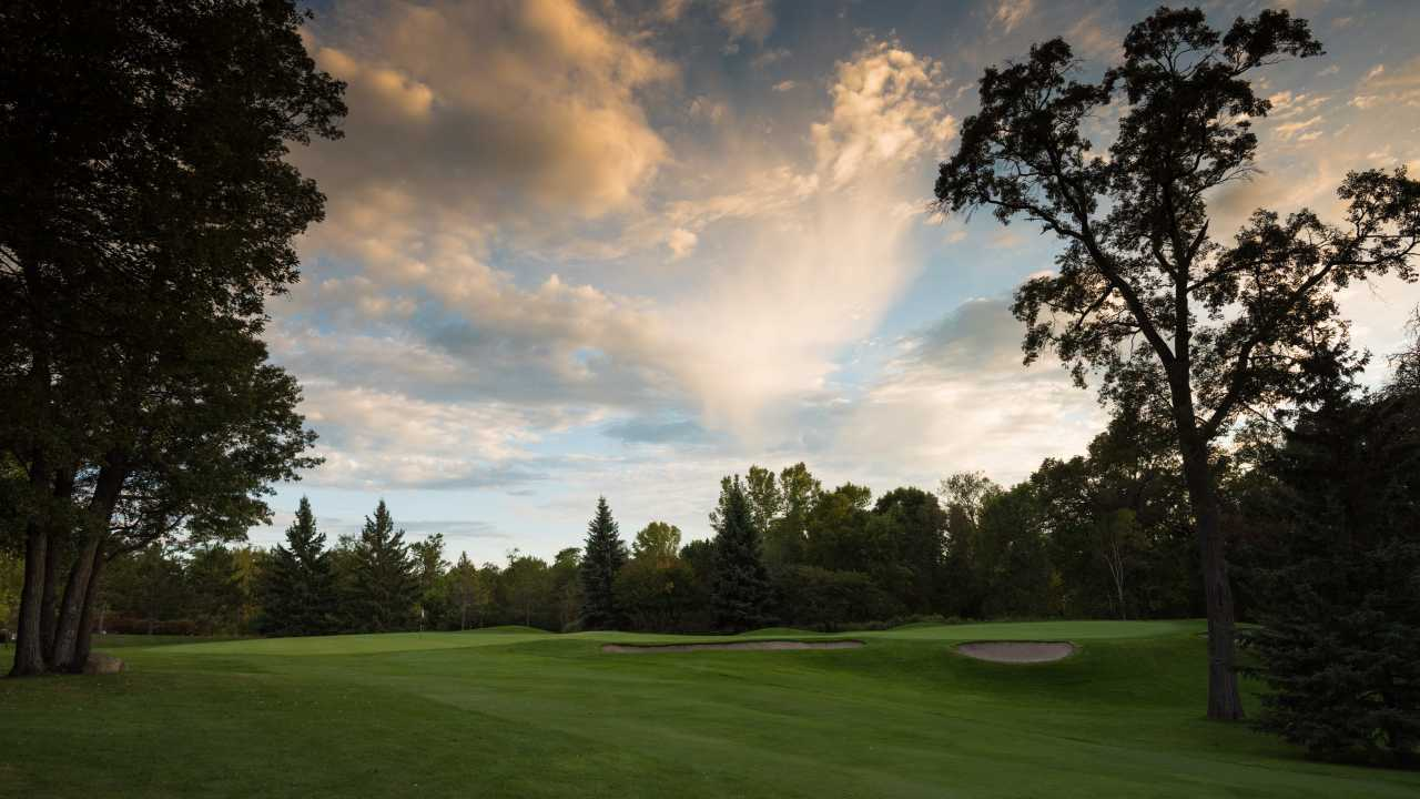 Grand View Lodge, The Pines Golf Course, Nisswa, Minnesota