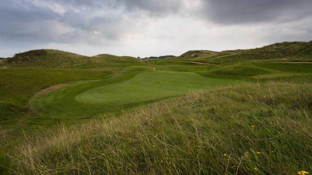 Burnham and Berrow Golf Club, Somerset, England