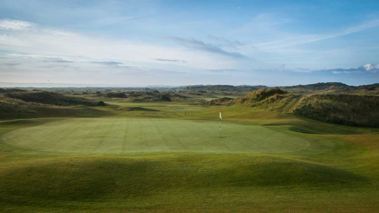 Saunton Golf Club, England