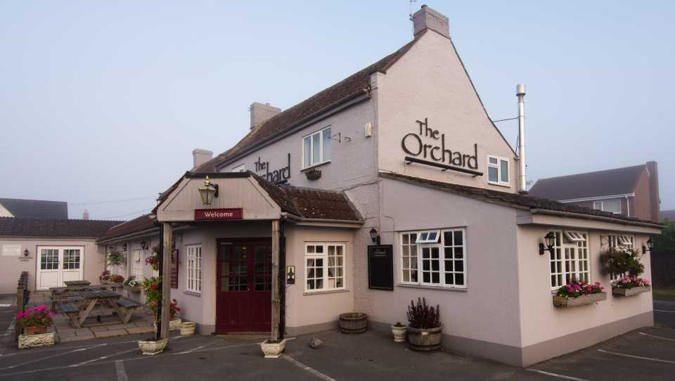 The Orchard Inn.
