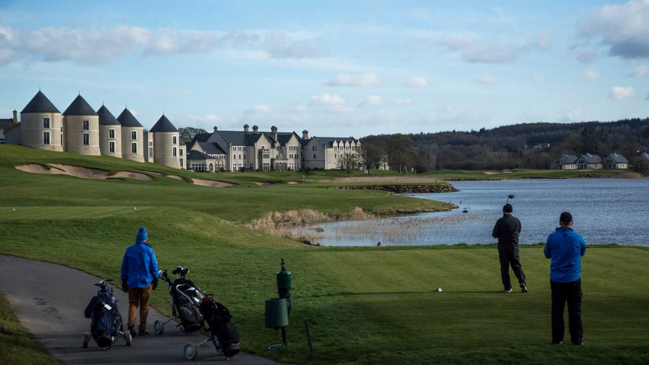Lough Erne Golf Resort, Enniskillen, Northern Ireland