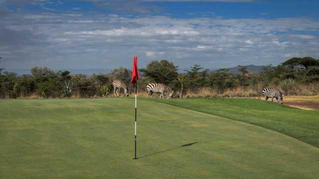 The Great Rift Valley Golf Club, Naivasha, Kenya