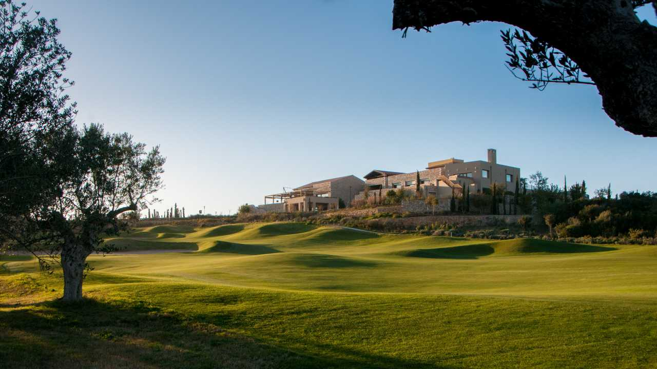 Costa Navarino Dunes course, Greece