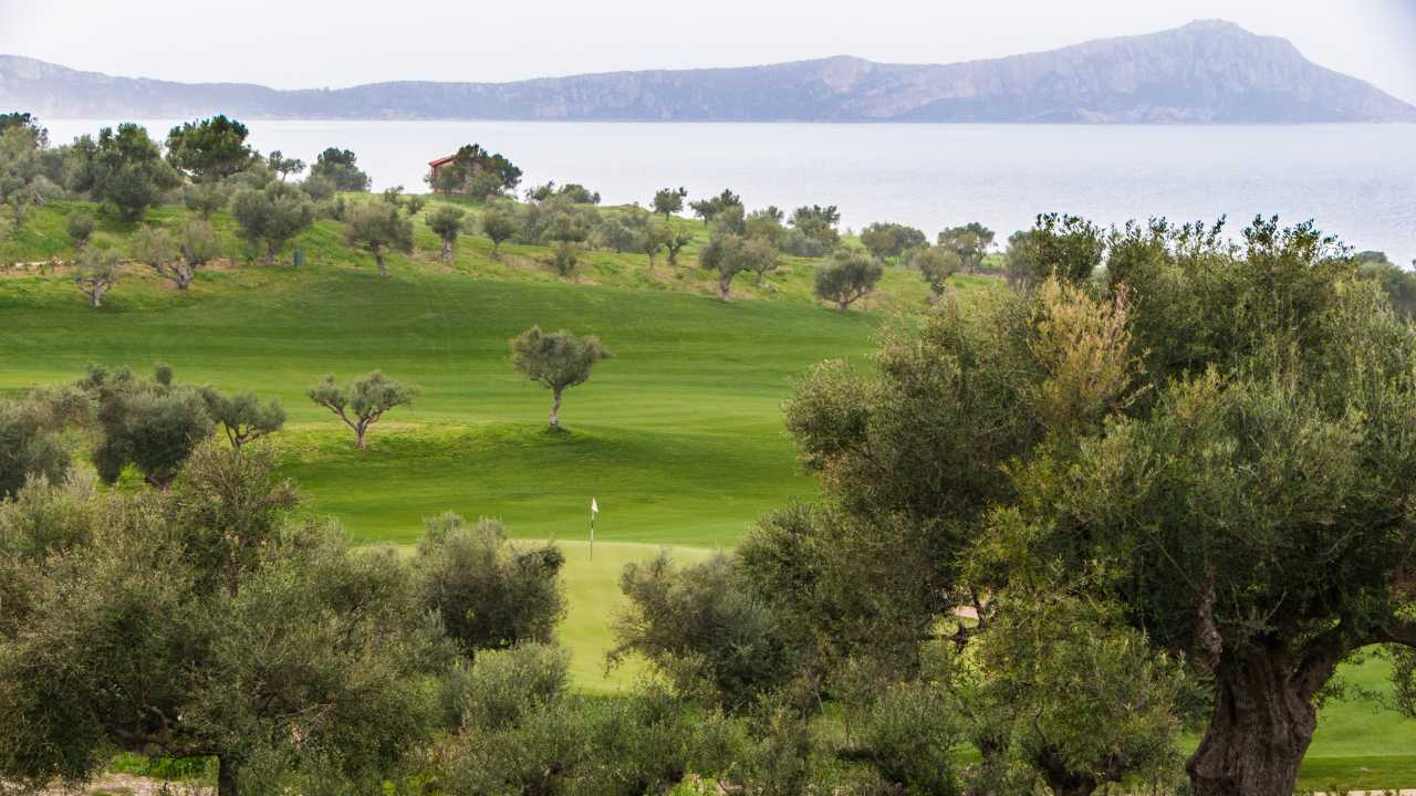 Costa Navarino Bay Course, Greece