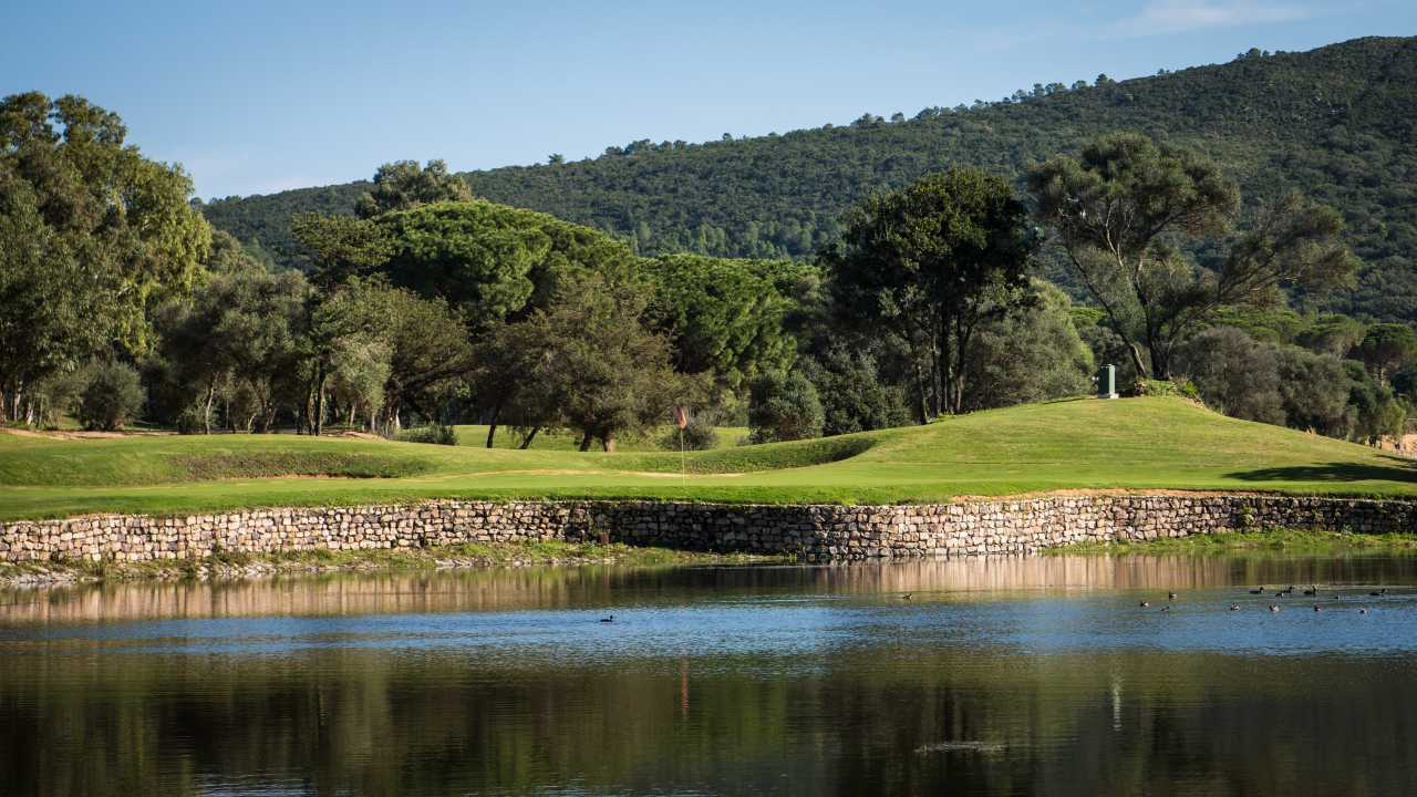 Tabarka Golf Club, Tabarka, Tunisia