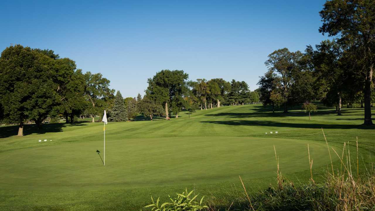 Sinnissippi Golf Course, Rockford, Illinois, USA