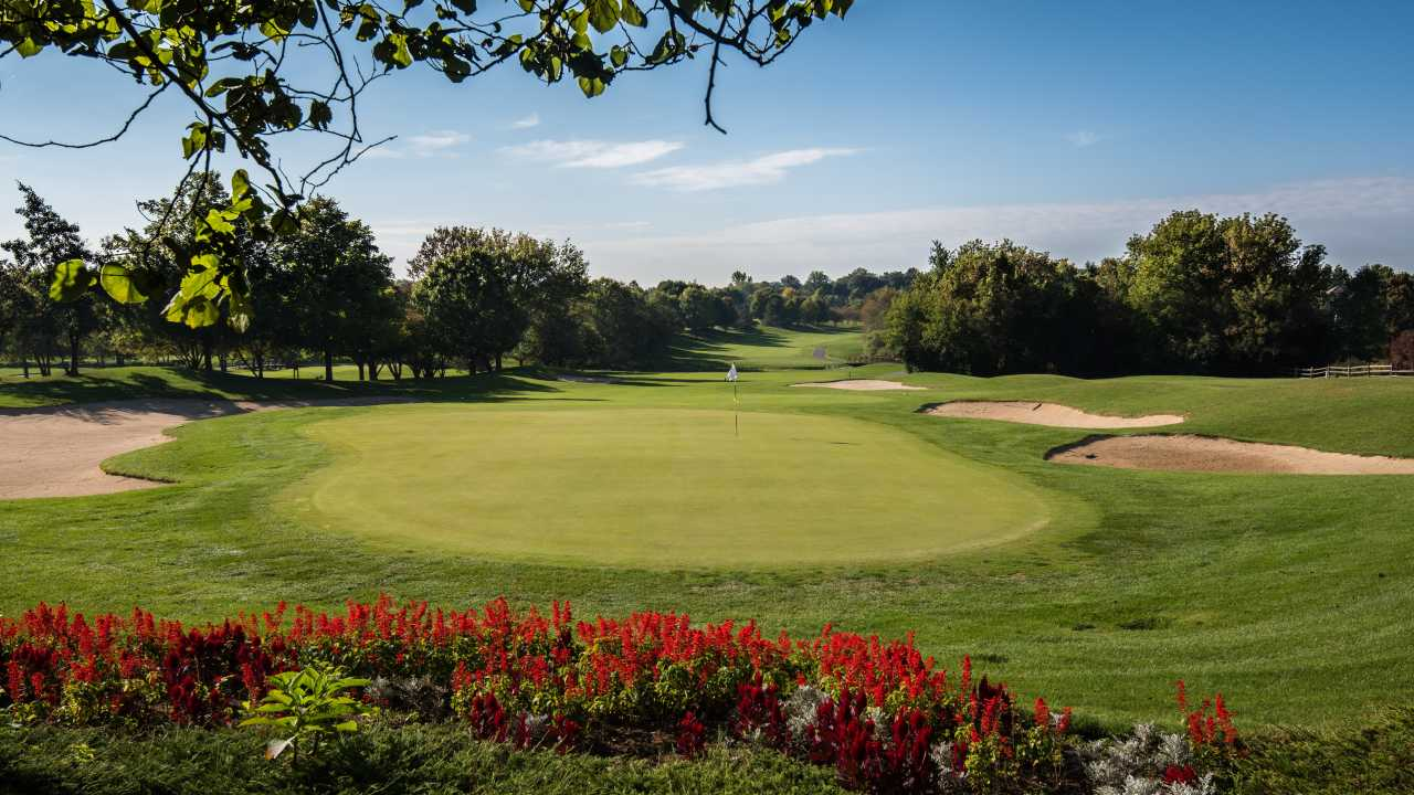 Aldeen Golf Club, Rockford, Illinois, USA