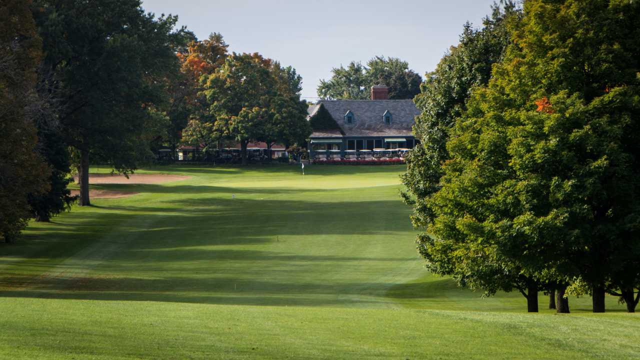 Sandy Hollow Golf Club, Rockford, Illinois, USA