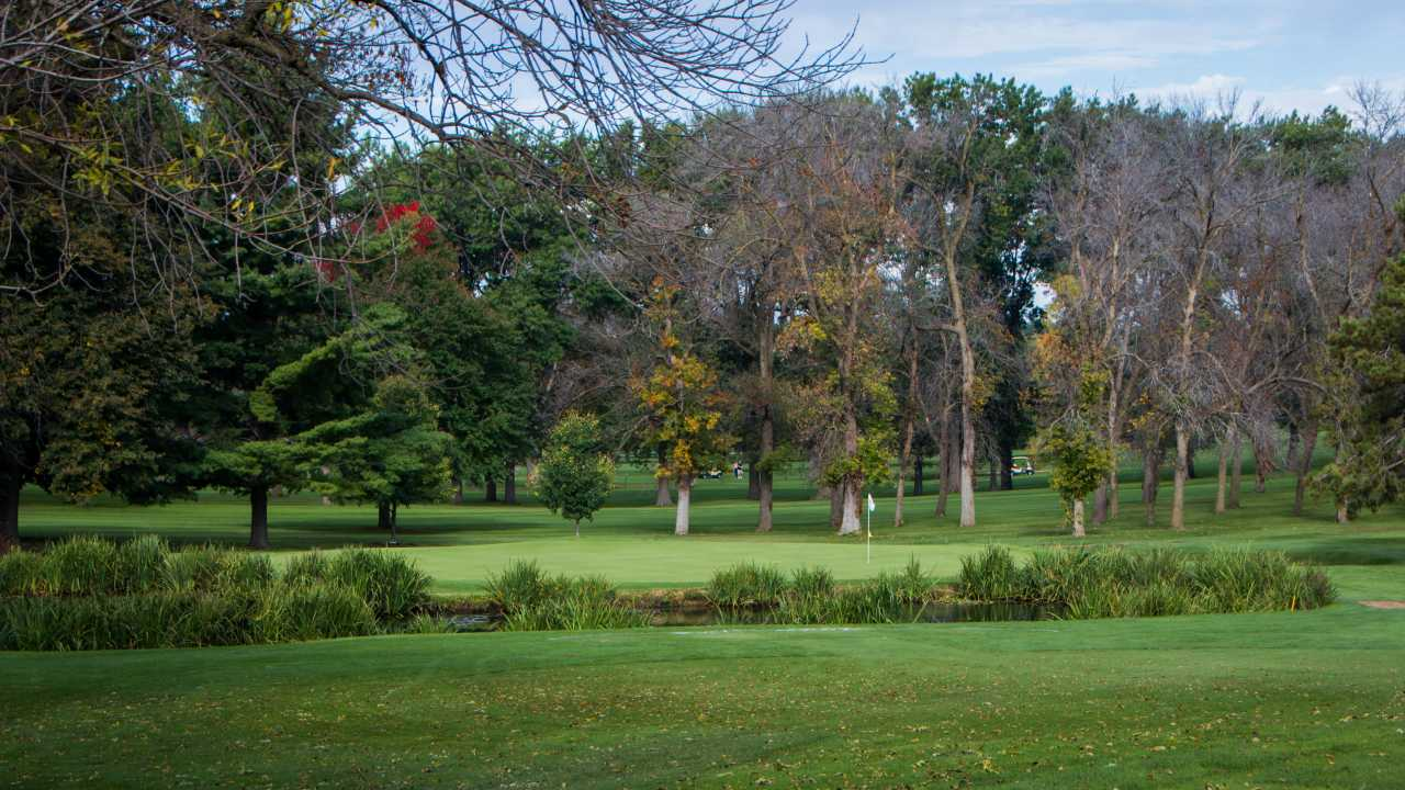 Sandy Hollow Golf Club, Rockford, Illinois, USA