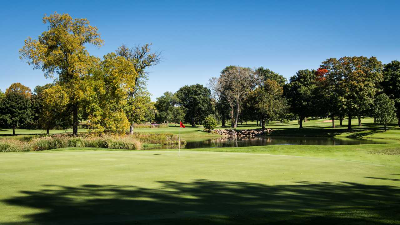 Forest Hills Country Club, Rockford, Illinois, USA