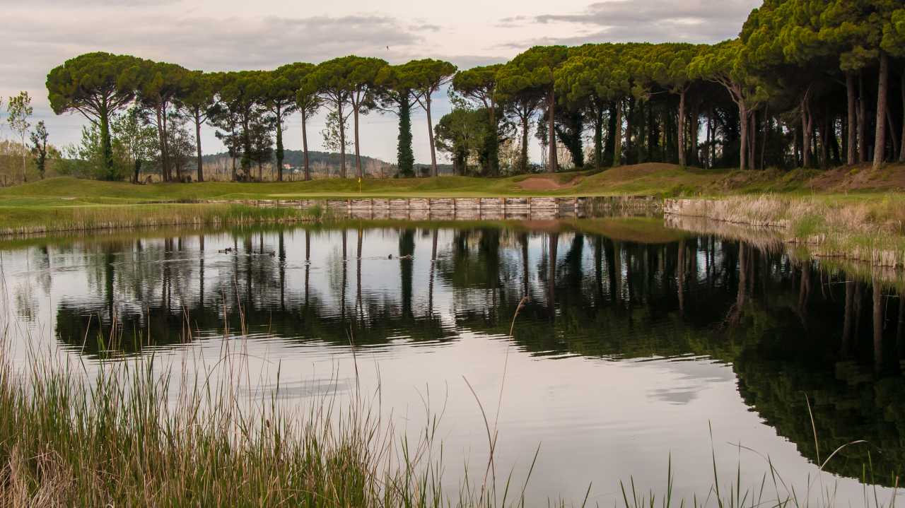 Emporda Golf, Gualta, Costa Brava, Spain