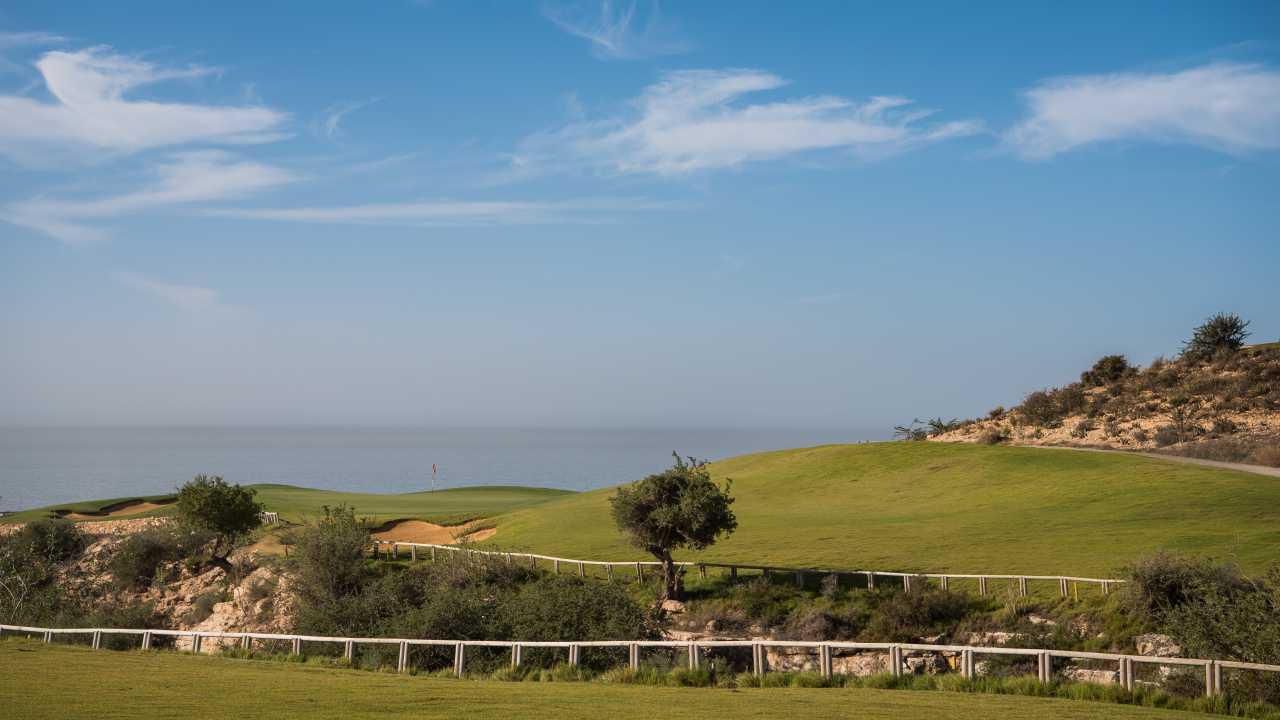 Tazegzout Golf, Taghazout, Morocco